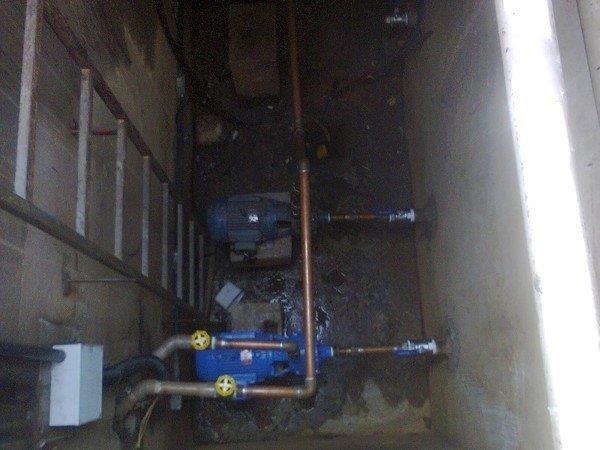 Manutenção elétrica condomínio